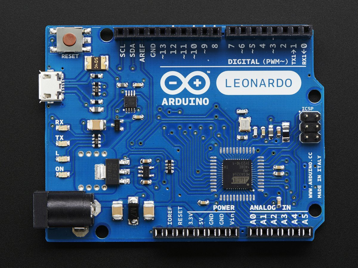 Placa Arduino Leonardo