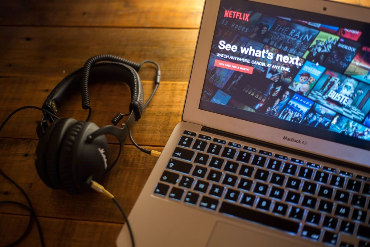 Imagen Netflix party