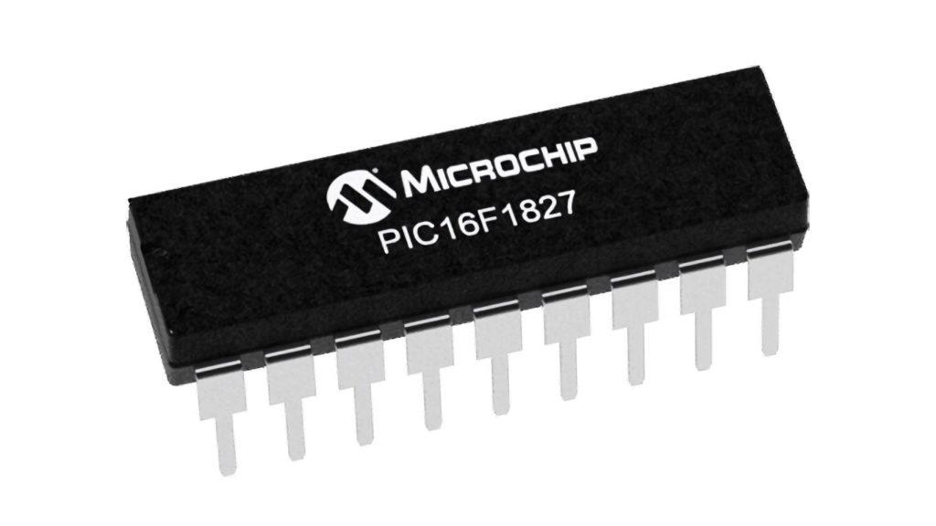 Programador PIC16F1827