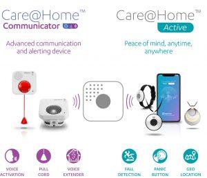Dispositivos para el cuidado de los mayores