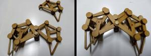 Armado de Araña Robótica Theo Jansen