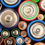Baterías acumuladas