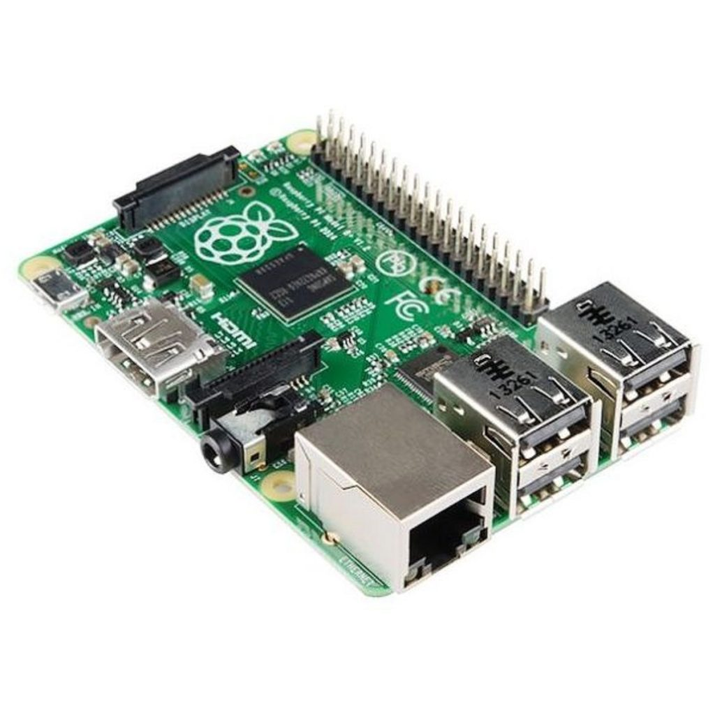 Raspberry Pi 1 Modelo B