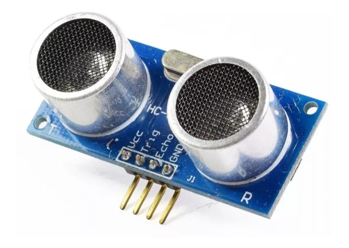 Sensor de Distancia Ultrasonico