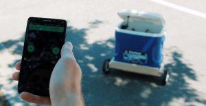 Cooler que sigue con Arduino e impresion 3D