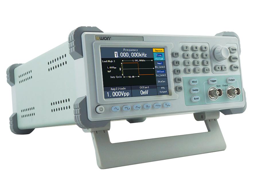 Generador de señales onda arbitaria equipos