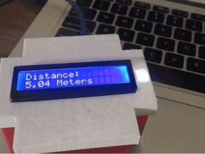 Pedometro con Arduino e Impresion 3D
