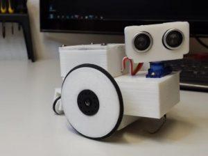 Robot motorizado