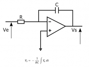 Amplificador integrador