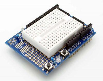 proto shield arduino Uno Protoboard