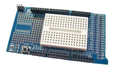 proto shield arduino Mega