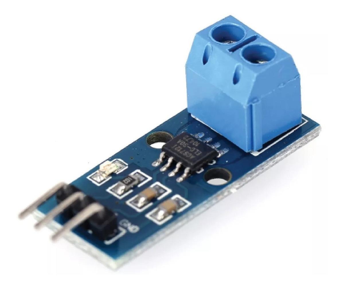 sensor de corriente Allergo ACS712