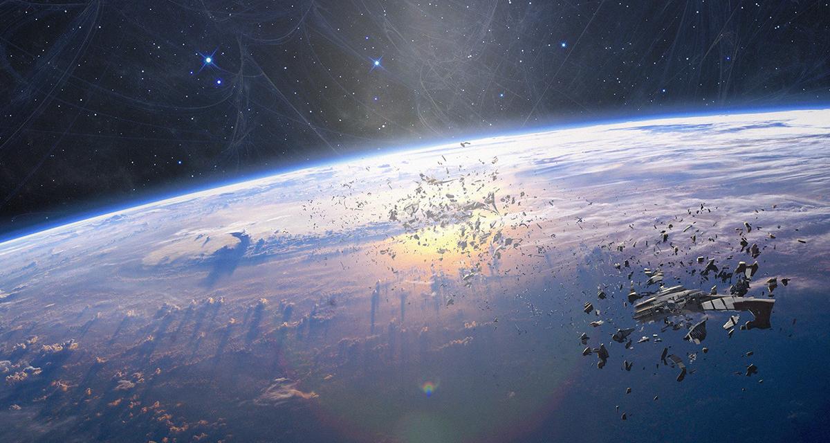 2025 Año de la primer misión de limpieza Espacial