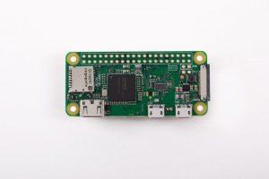 Raspberry Pi Zero Modelo W