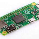 Raspberry Pi Zero Modelo W..